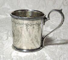 Antica Tazza da battesimo - Tasse Taufe -  Christening Mug Shaving Mug Sheffield