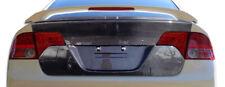 06-11 Honda Civic 4DR Carbon Fiber OE Trunk 104750