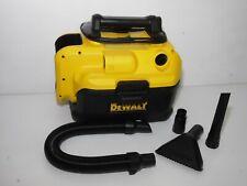 DEWALT DCV582 Corded / CORDLESS VACUUM CLEANER - BARE fully working