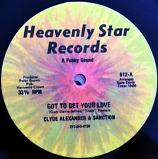 Clyde Alexander & Sanction ‎– Got To Get Your Love - 12""