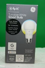 C by GE Tunable White Smart Bulb LED A19, 800 Lumens