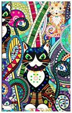 Website Internet Username Password Diary Journal Book Logbook Cat Music Mosaic