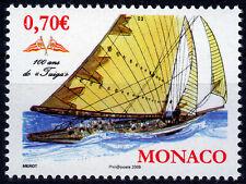Monaco 2009 Centenary of TUIGA (Racing Yacht) UM Yvert 2696 Cat 2.20 Euros