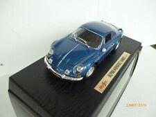 SOLIDO Renault Alpine A110 1800S (blue Metallic) 1:18  NEW OVP