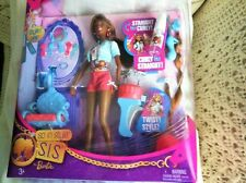 African -American  Barbie So In Style Stylin Hair  Doll MINT NEW IN BOX