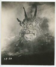 Night Of The Demon 1965 Original Photo Monster Horror Film Tourneur Curse J5287