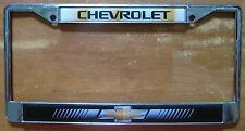 2002 CHEVROLET License Plate FRAME