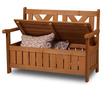 gartenb nke mit stauraum g nstig kaufen ebay. Black Bedroom Furniture Sets. Home Design Ideas