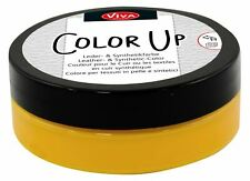 3 Pack-Color Up Leather Paint 50ml-Yellow -Vd1112-20036
