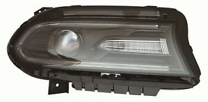 DODGE CHARGER 2015-2018 RIGHT PASSENGER XENON HID HEADLIGHT HEAD LAMP ASSEMBLY