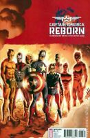 Captain America Reborn #3 Variant Set Lot (2009) Marvel Comics