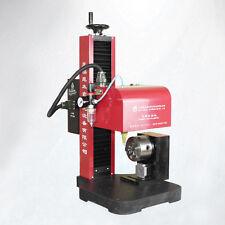 Pneumatic Rotary Dot Peen Marking Machine for Circle & Flat Surface Marking