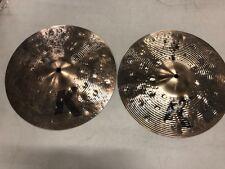 "Zildjian 14"" K Custom Special Dry HiHats (Pair) K1408  GREAT CONDITION"