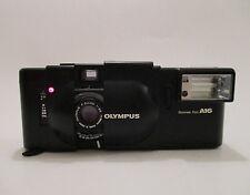 Olympus XA Black 35mm Rangefinder Film Camera w/ A11 Frash from USA Seller