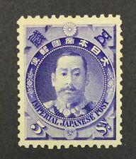 Momen: Japan 1896 Unused Lot #3321