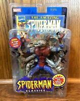 Man-Spider Spider-Man Classics Action Figure New Toybiz 2000 Marvel Legends
