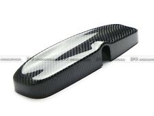 Room Rear View Mirror Cover For Nissan R32GTS R32GTR R33GTS Spec2 Dry Carbon