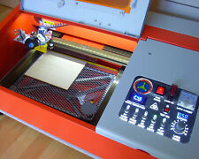 K40 Air Assist mit Pilot Laser f. K40 China Laser Cutter, Luft-Gebläse
