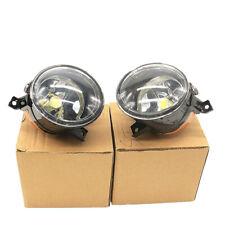 Fit For VW Golf V MK5 Jetta I Sedan Left+Right LED Front Bumper Fog Light Lamp