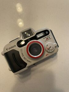 Film Tested Canon Sure Shot A-1 Weatherproof Underwater Camera Panorama Date