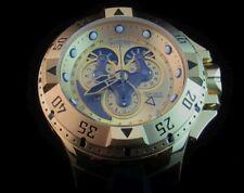 Invicta Reserve 18557 Excursion Swiss Made 14k Gold Master Calendar Men's Watch