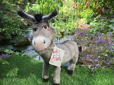 More details for steiff shrek donkey ean - 355578 bear shop limited edition 112/1500 worldwide