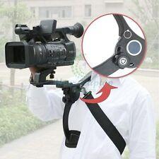 Hands Free Shoulder Support Mount Pad For Video Camcorder Camera DV / DC HD DSLR