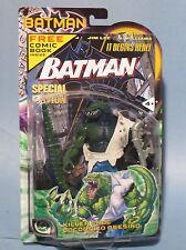 DC UNIVERSE BATMAN KILLER CROC ACTION FIGURE! NM!