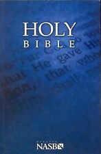 New American Standard Bible Outreach Edition : NASB Update Outreach Edition...