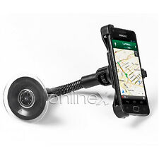 Soporte Coche para Samsung Galaxy S2 i9100  + Car Holder Negro a0628