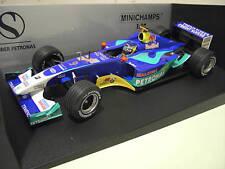 F1 SAUBER PETRONAS 2003 C22 #9 HEIDFELD 1/18 MINICHAMPS 100030009 formule 1 voit