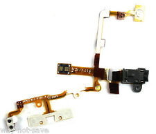 Headphone Audio Jack Ribbon Flex Cable replacement part for iPhone 3gs A1303 NEW