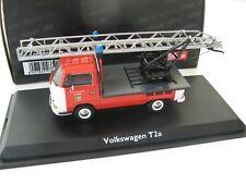VW T2a пожарная лестница Feuerwehr 1/43 SCHUCO Rare! Last!