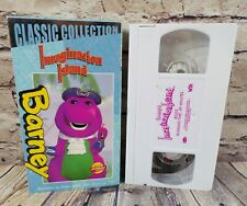 Barney - Barneys Imagination Island VHS, 2000, Classic Collection