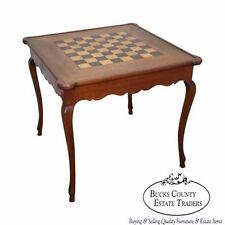 Game Table Antique Furniture | EBay