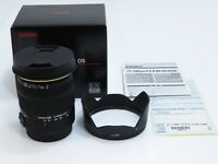 Sigma Standard Lens 17-50mm F2.8 EX DC OS HSM for Canon Digital SLR Camera New