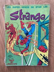 Strange #19 LUG 1971 BE