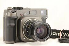?Optics Nahe Mint +? Mamiya 7 Mittelformat Kamera Mit / N 65mm F/4 Band Aus