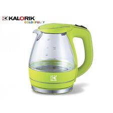 Kalorik Wasserkocher TKG JK 1022 AG apfelgrün