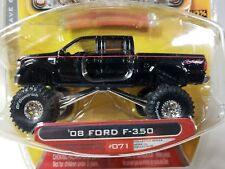 2008 F350 1/64 Ford TRUCK JADA High Profile Series 10 4x4 offroad wave6 2007 071