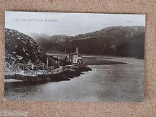 R&L Postcard: Coes-Faen & Estuary, Barmouth, Wales, 1912