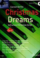 Klavier Noten : Christmas Dreams - mittelschwer - mit Audio-Download-Code