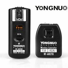 Yongnuo RF-602 2.4GHz Wireless Remote Control Flash Trigger for Canon Camera Hot