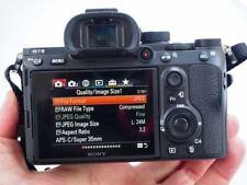 Sony Alpha A7 III Mirrorless Digital Camera (Body Only) 5000 scatti