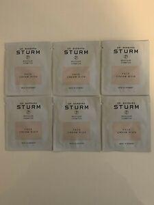 Dr. Barbara Sturm Face Cream Rich Samples Lot Of 6