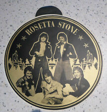 "original big 1970s Rosetta Stone Sticker 7 ,4"" / 20 cm Germany"