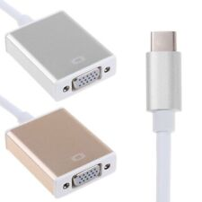 Top Tipo C a HDMI Adattatore Audio VGA USB 3.1-C Scheda MULTIPORTA Macbook dispositivi