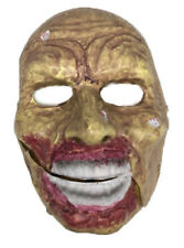 Zombie in movimento Bocca con Sangue Maschera Horror Spaventoso Halloween Fancy Dress parlando