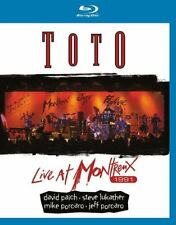 Eagle Vision Blu-ray Toto - Live at Montreux 1991 0
