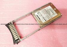 "IBM DS8000 Seagate 300GB SAS 15K 2.5"" HDD Hard Drive ST9300553SS 45W9615 w Caddy"